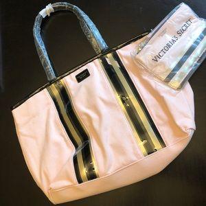 Victoria Secret's bag/small bag included! NWT!!